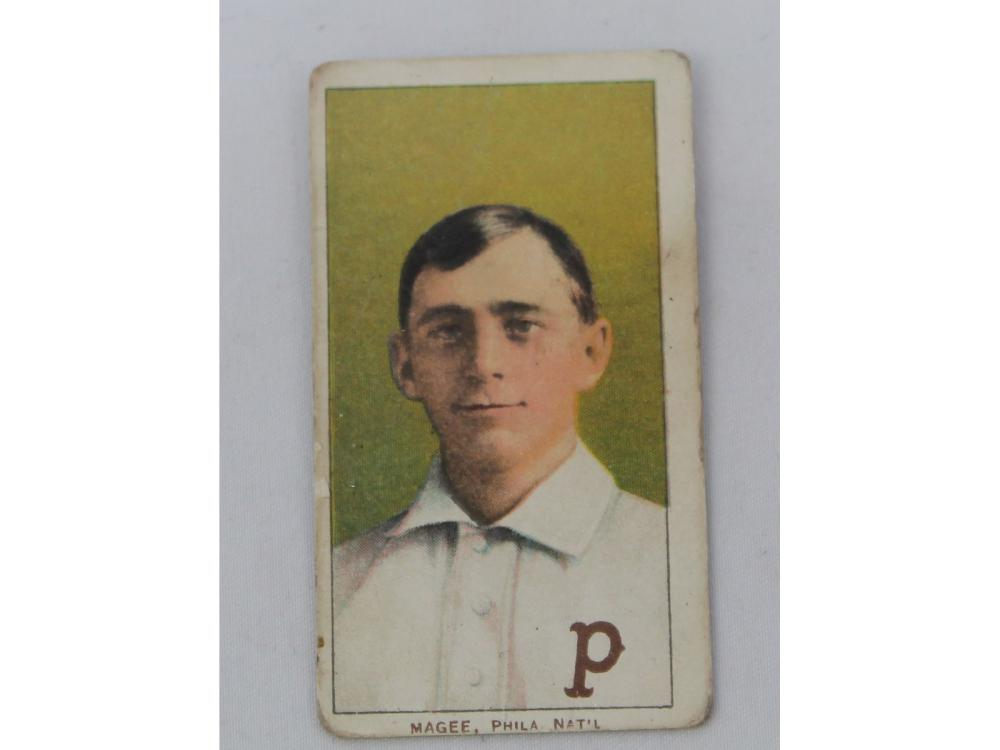 (6) 1909 T206 Collection: