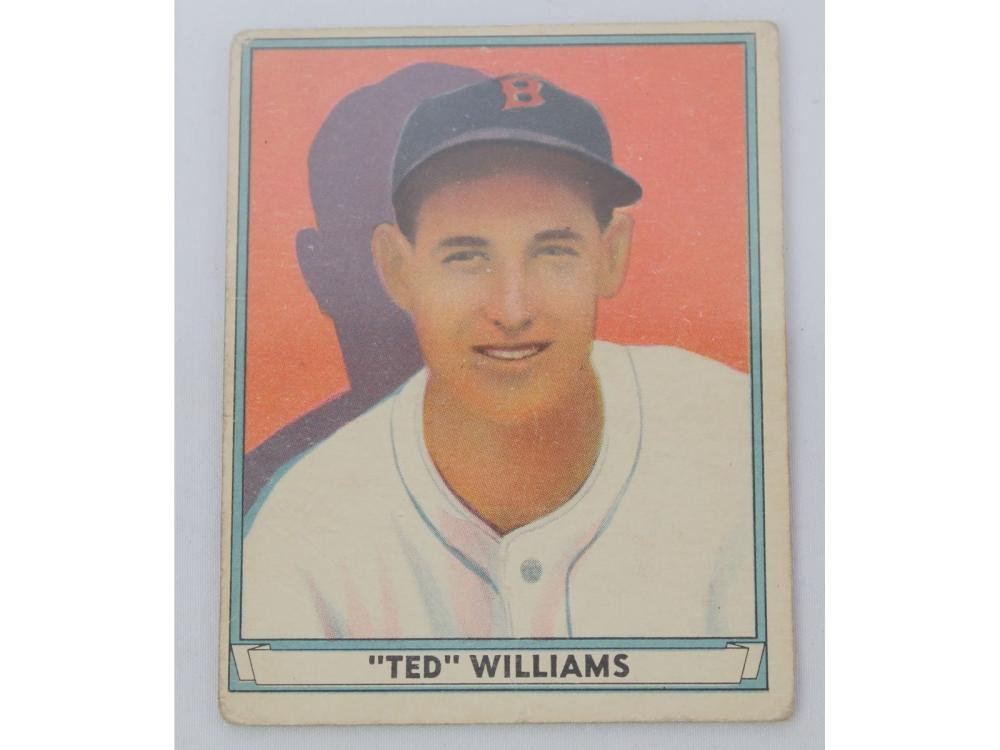 1941 Play Ball Ted Williams #14