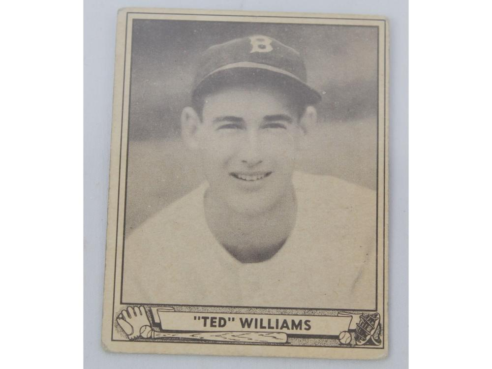 1940 Play Ball Ted Williams #27