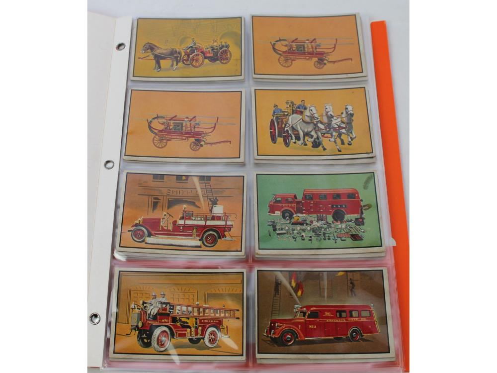Lot Of 30 1953 Bowman Fire Fighters