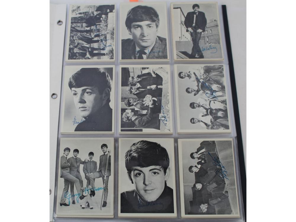 (88/165) Ex-nm 1964 Topps Beatles B&w Partial