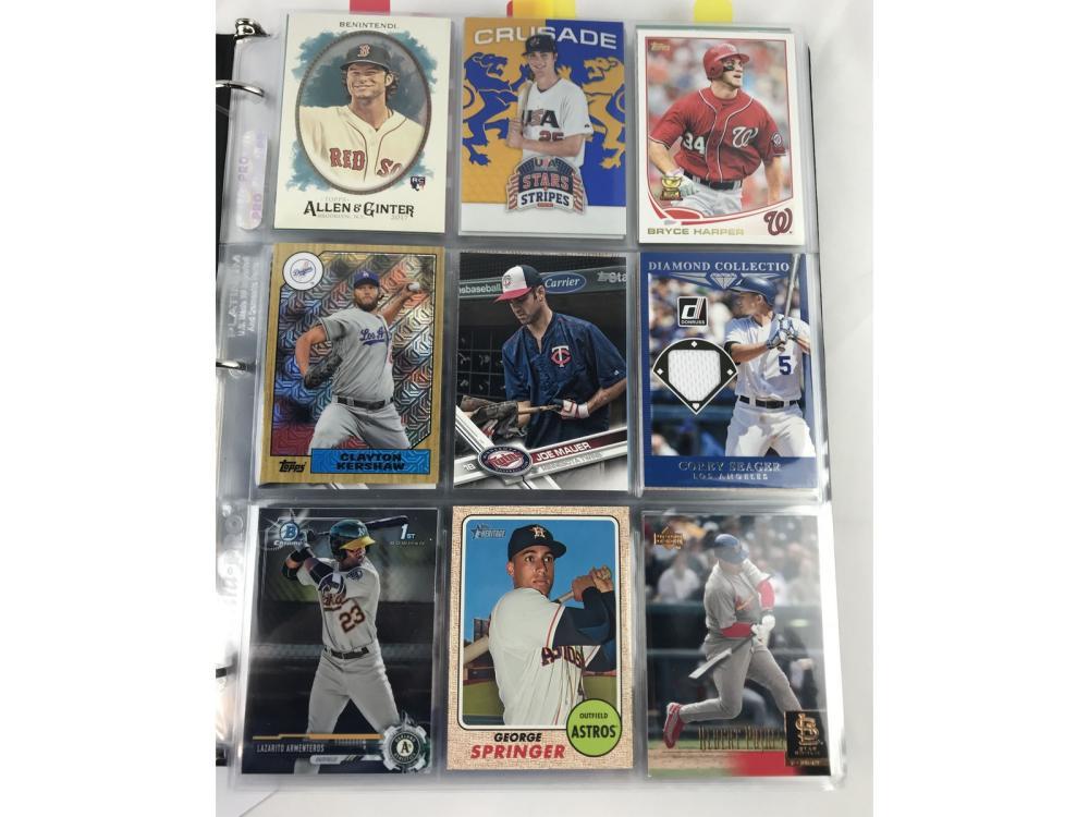 (139) 2000-present Baseball Stars/rcs
