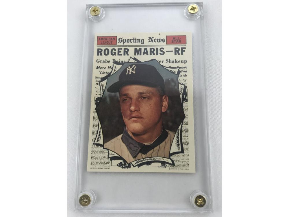 1961 Topps Roger Maris Near Mint
