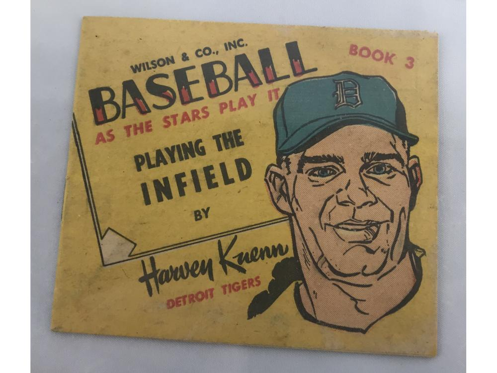 (2) Very Rare-1955 Wilson Franks Booklets (ted Wi)
