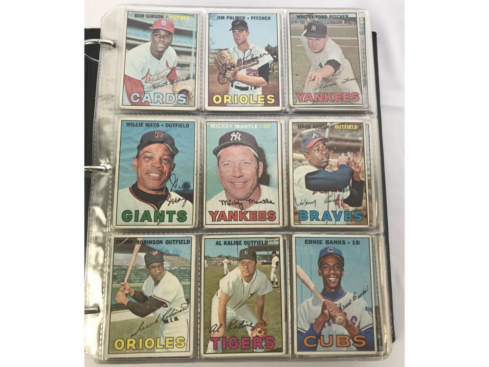 472 1967 Topps Baseball Cards