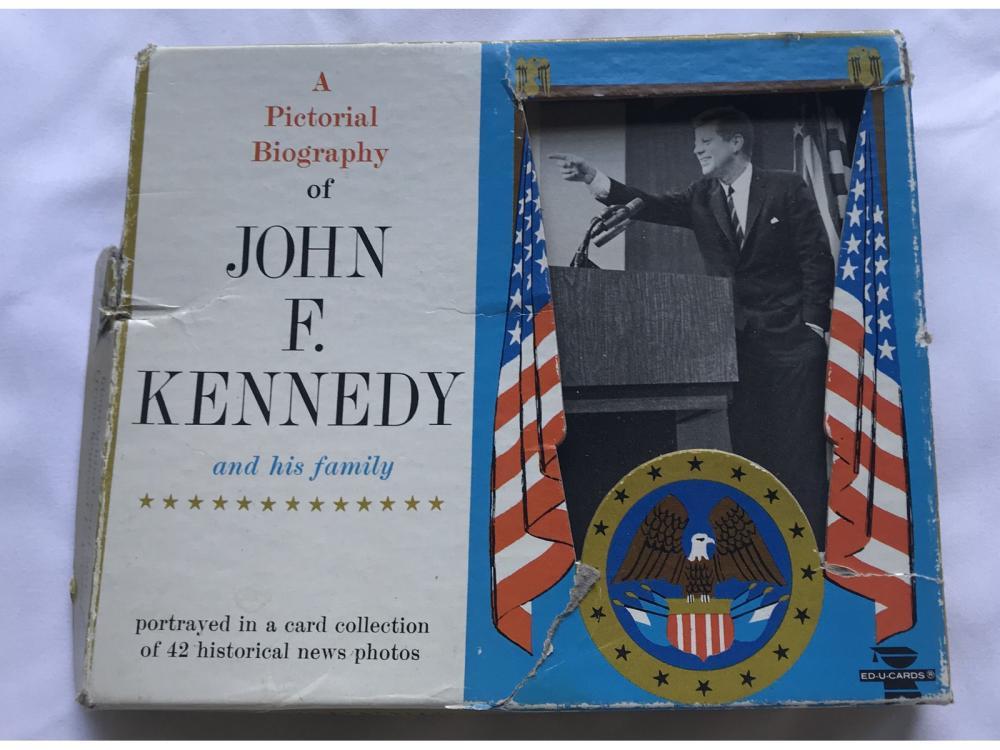 60s A Political Biography Of John F. Kennedy Set