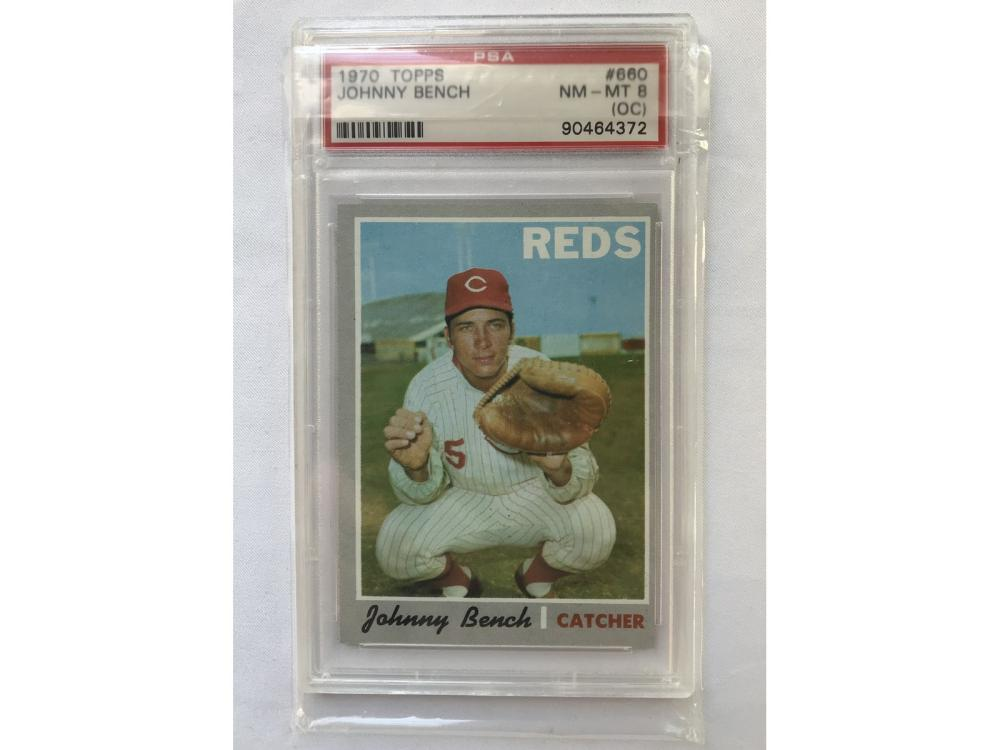 1970 Topps Baseball Complete Set
