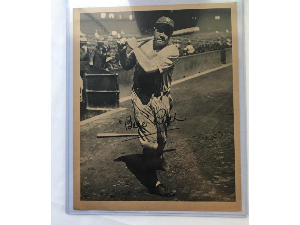 1934 R310 Butterfinger Premium Babe Ruth