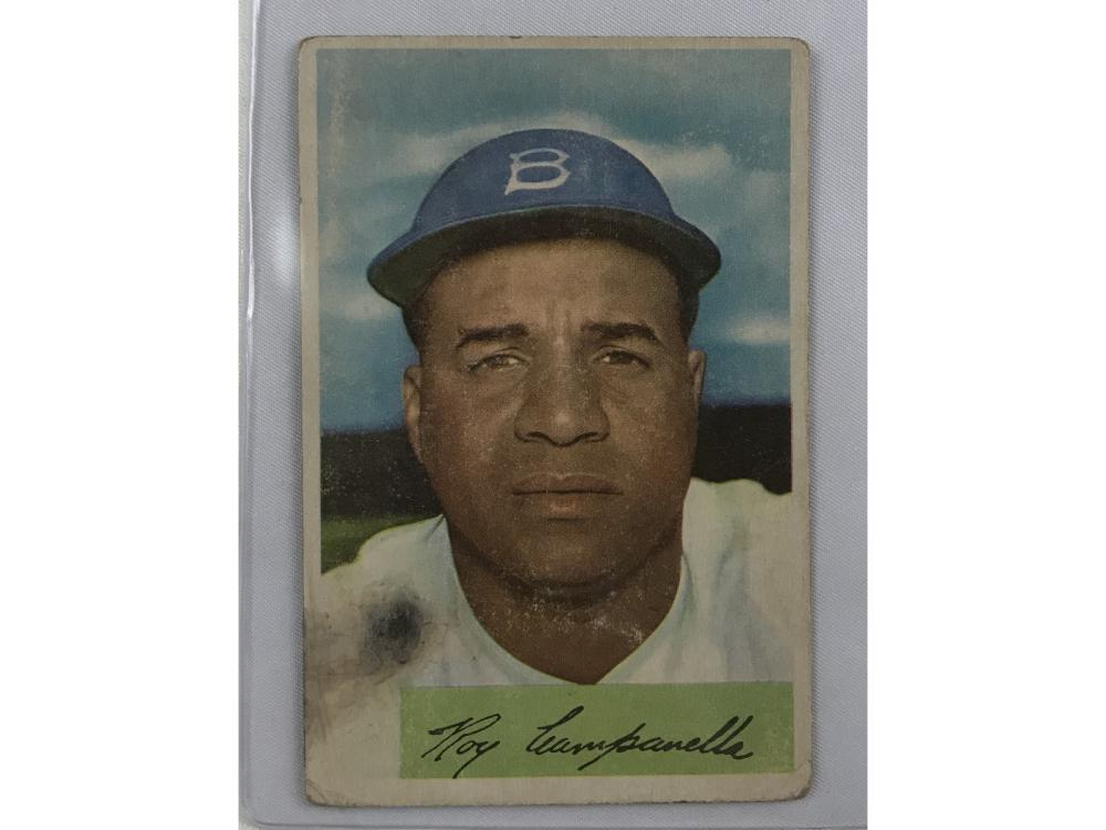 1954 Bowman Roy Campanella