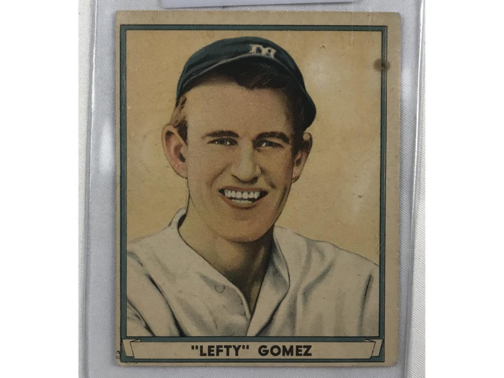 1941 Playball Lefty Gomez