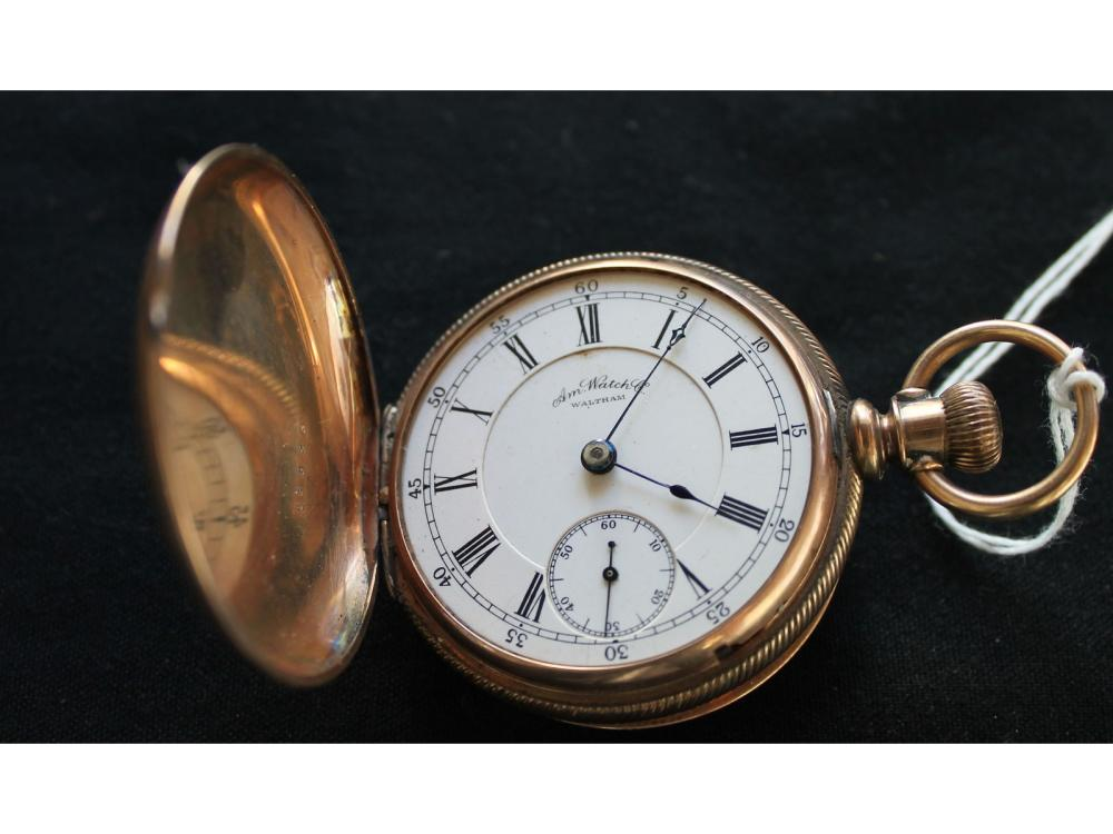 Antique American Watch Co Pocket Watch