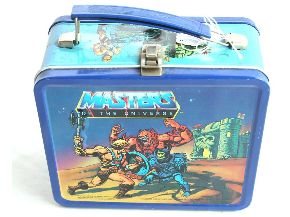 Masters Of The Universe Lunchbox/thermos