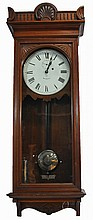 Seth Thomas #9 Weight Driven Regulator Wall Clock