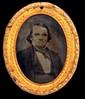 Stephen A. Douglas Campaign Badge 1860