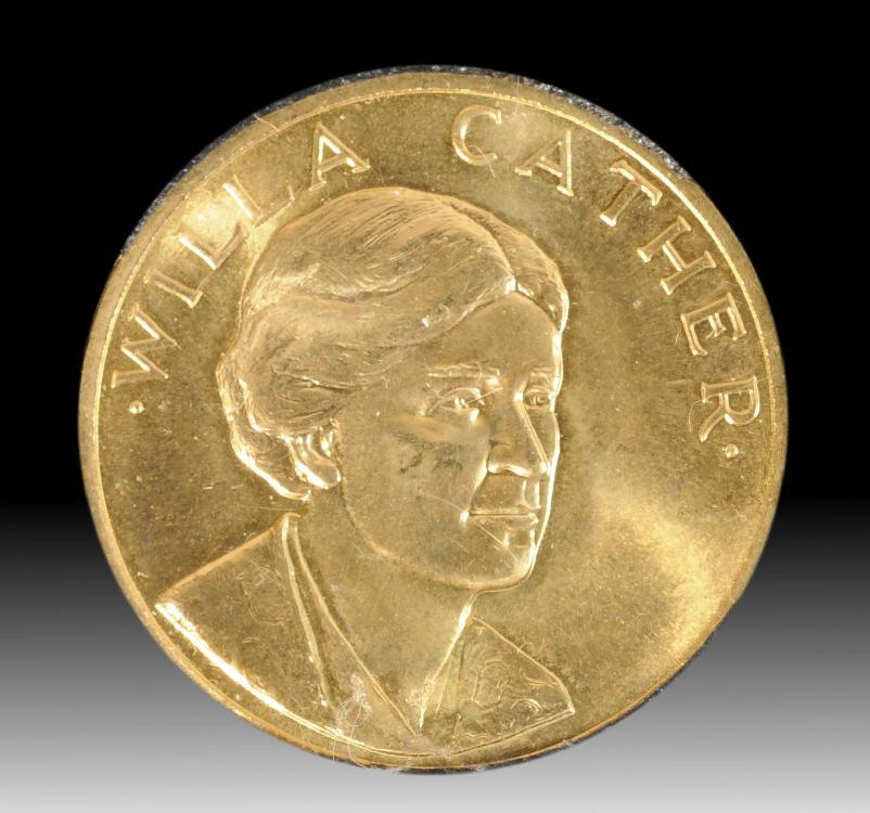 1981 American Arts Commemorative Series Gold Coin