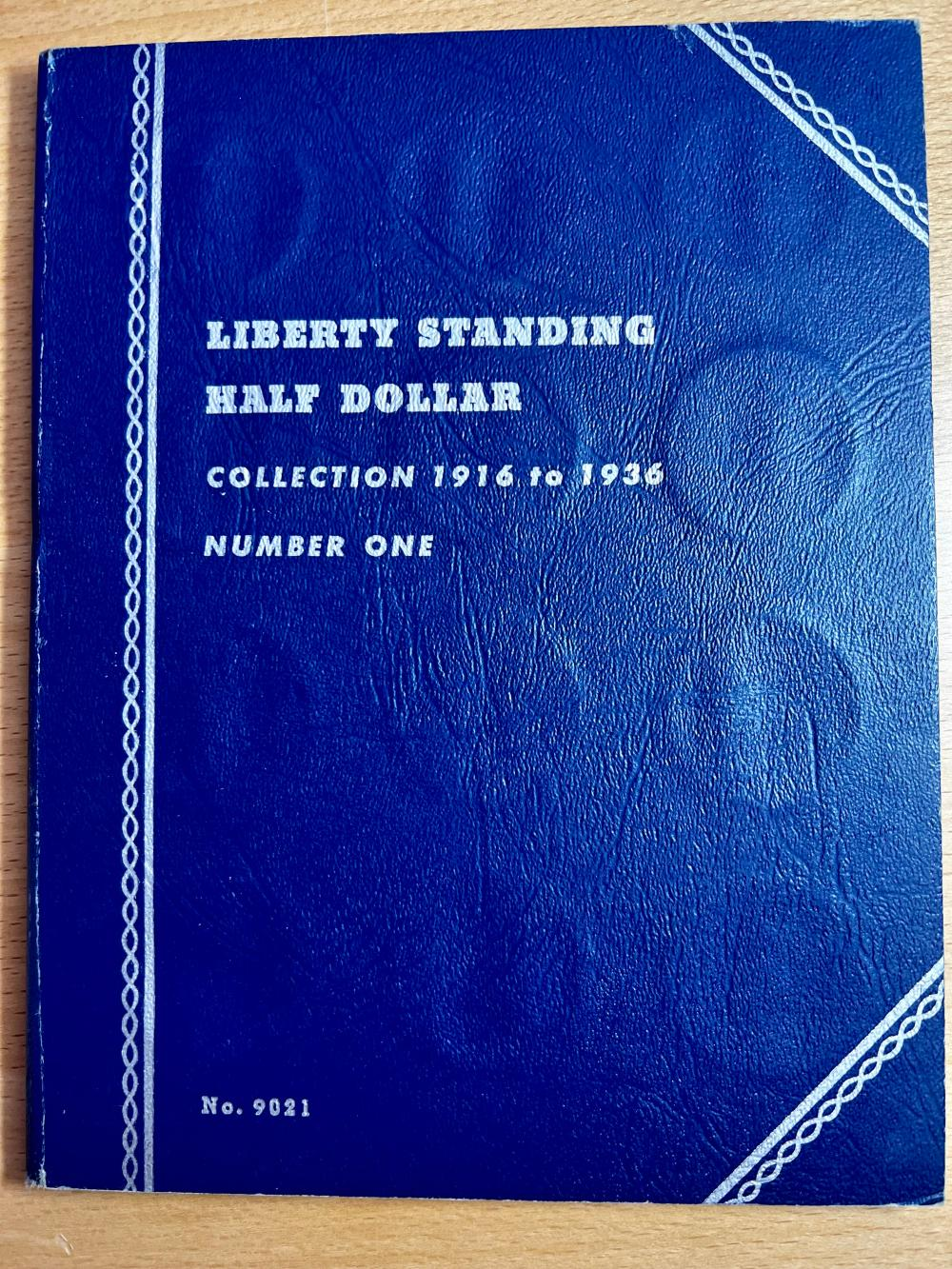 Nearly Complete Set Of Walking Liberty 1916-1936