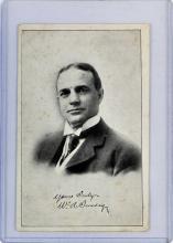 Circa 1910 Billy Sunday Postcard