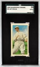 1909 Philadelphia Caramel Art Devlin