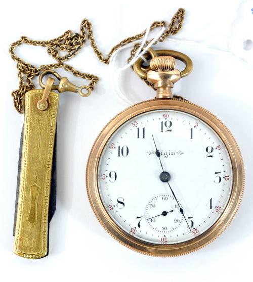 Dating an elgin pocket watch