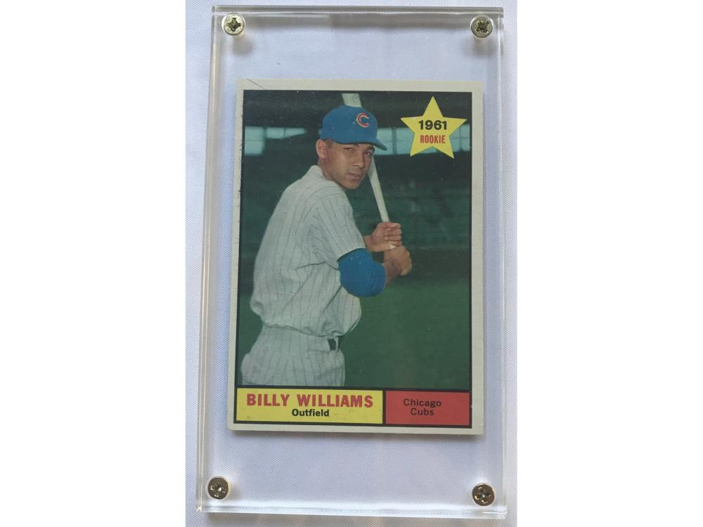 1961 Topps Billy Williams Rookie