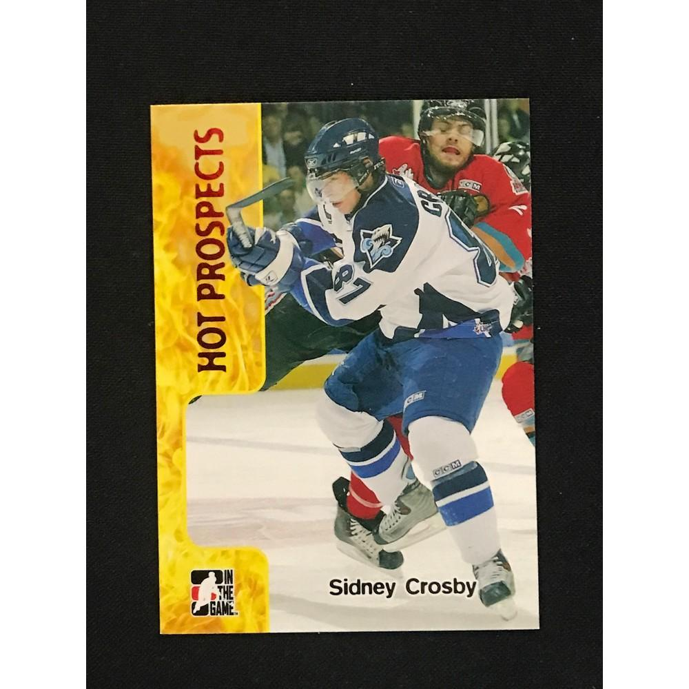 2006 Hot Prospect Sidney Crosby Rookie