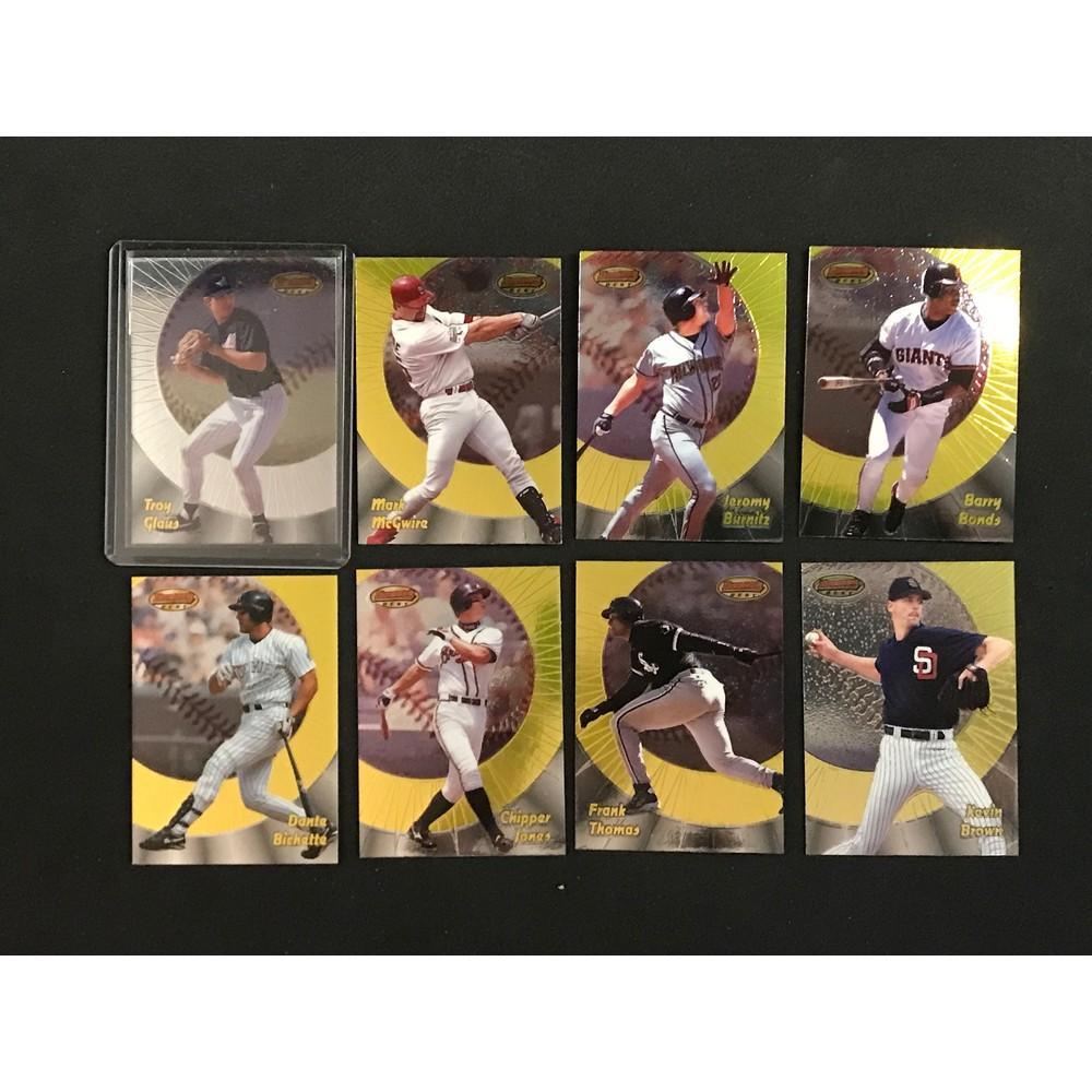 1998 Bowman's Best Baseball Complete Set