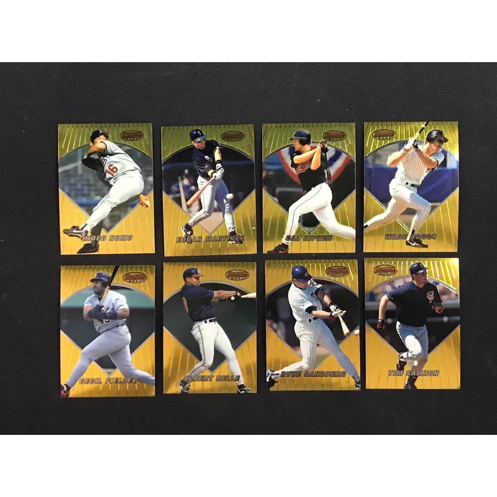 1996 Bowman's Best Baseball Complete Set