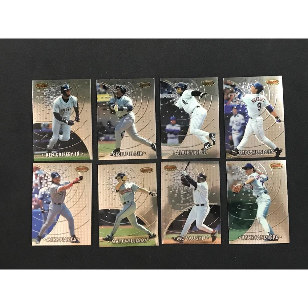 1997 Bowman's Best Baseball Complete Set