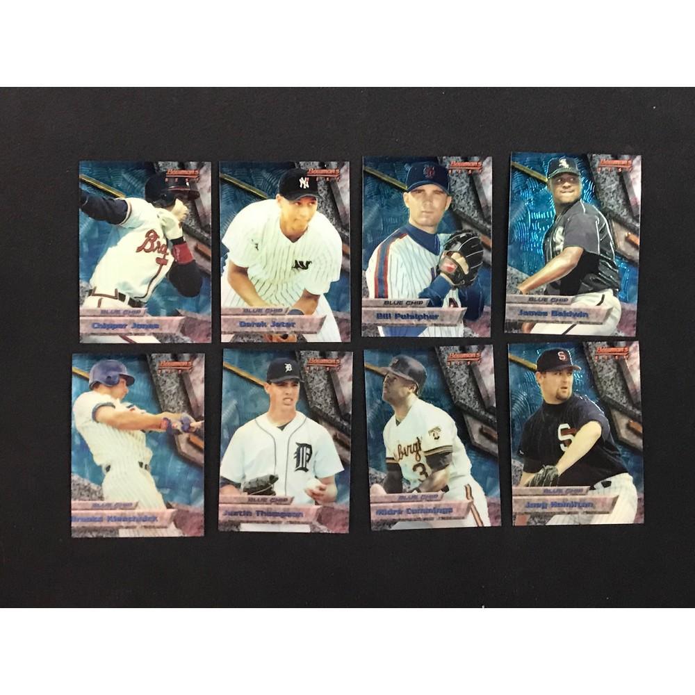 1994 Bowman's Best Baseball Complete Set