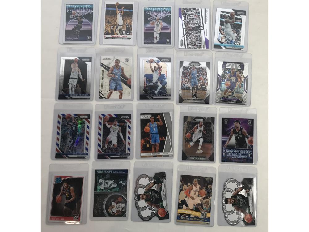 20 Modern Basketball Stars And Rookies