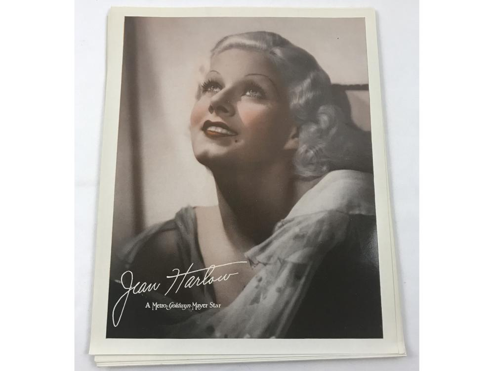 21 Jean Harlow 8x10 Photos