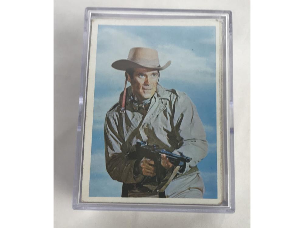 101 1966 Rat Patrol Cards