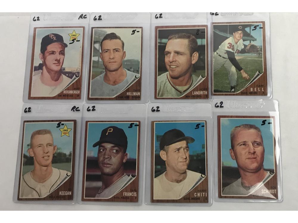 100 1962-1964 Topps