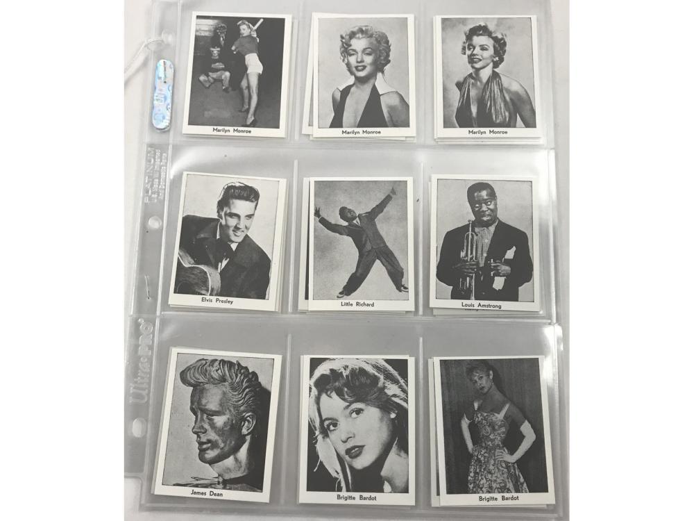Movie Star Complete Set Marilyn Monroe