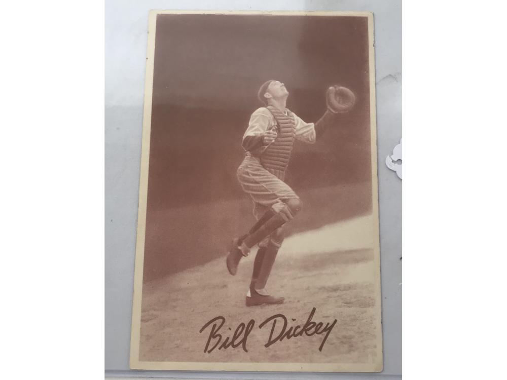 1939 R303b Bill Dickey Goudey