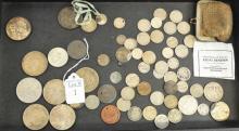 US Silver Coins/Morgan Dollars/V Nickels
