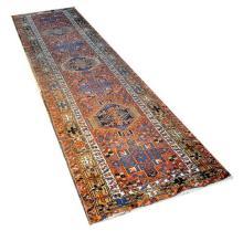 Vintage Persian Rug 2'8