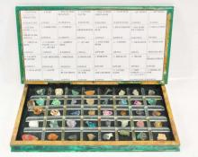 Spectrum Gemstone/Mineral Sample Case