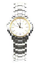 Baume & Mercier Men's Shogun Watch 18K & Stainless