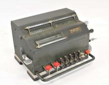 Facit Swedish Adding Machine Vintage