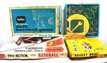 8 Vintage Sports Games