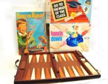 14 Vintage Board Games