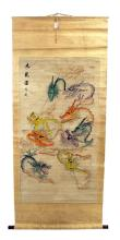 Oriental Scroll of Dragons