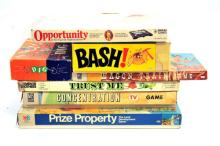 Over 30 Board Game