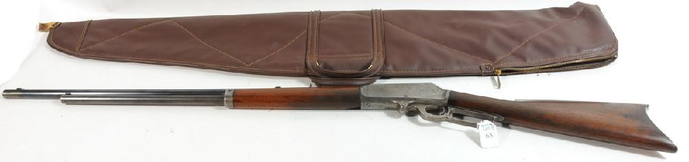 1893 Marlin Lever Action Rifle 32 caliber MFG in 1903