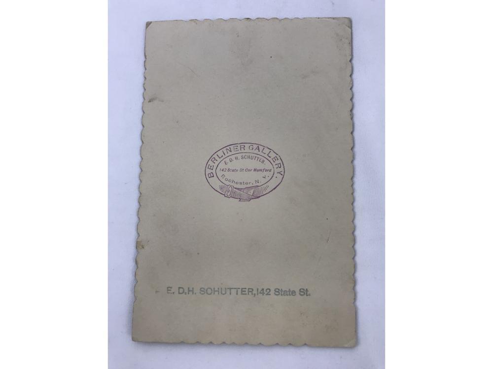 Lot 1: Vintage Champion Boxing Cabinet Card