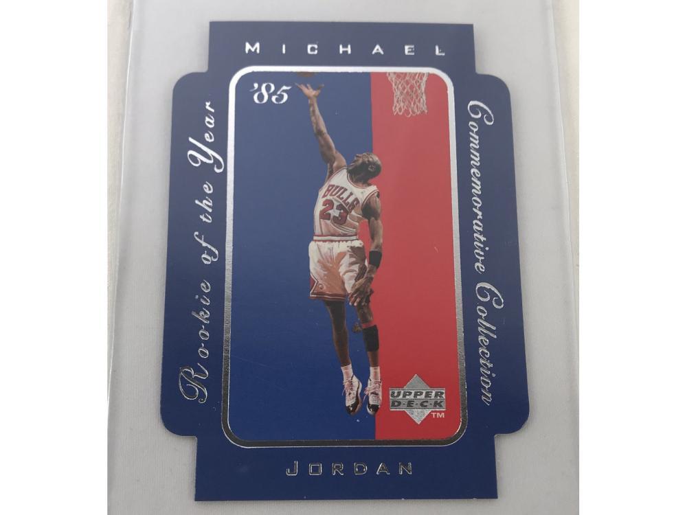 1996 Upper Deck (rc#13) Michael Jordan Roy Collec