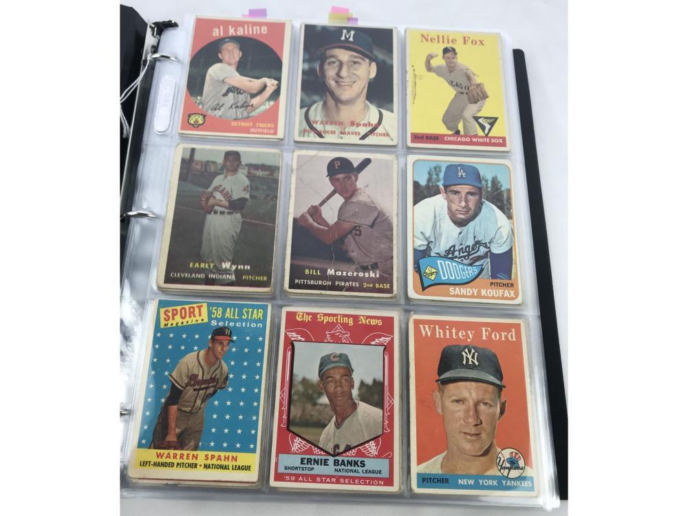 (300) Mix Grade Baseball W/ Hofs/stars