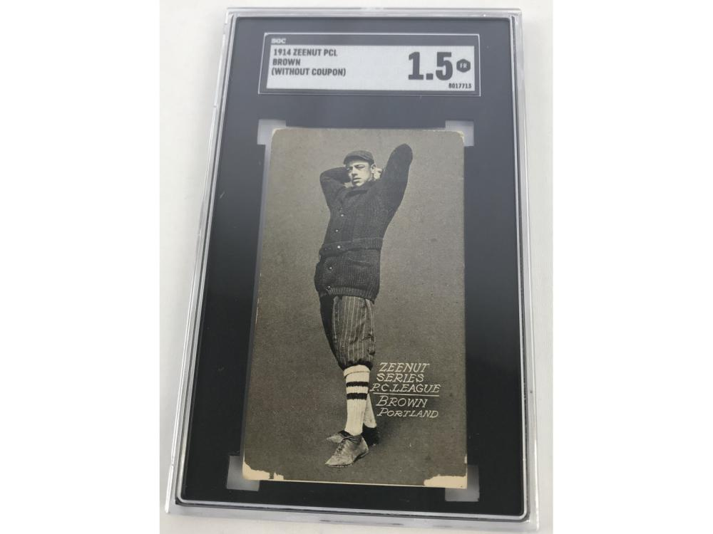 Sgc 1.5 (fair) 1914 Zeenut Pcl Brown