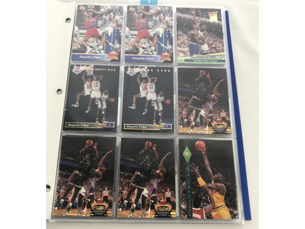 (84) Shaq & Kobe Cards Including Some Rcs